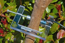 Psychrometer installed with PSY-LC Clamp