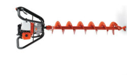 TIA-350S One-man Post Hole Digger and Sleeve