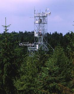 Eddy Flux Tower
