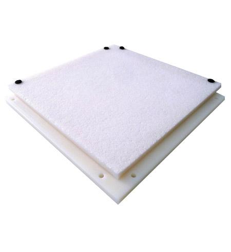 Porous Plastic Plates