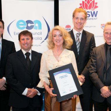 ICT International wins in Premiers Export Awards