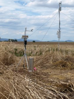 ICT Automatic Weather Station