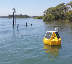 ICT Data Buoy within IoT System